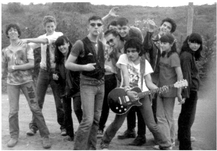 Punk argentino