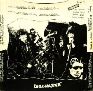 discharge back